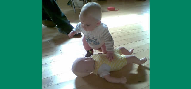Paediatric First Aid Training  (One Day Course)